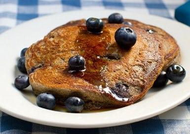 Recipe Corner: Blueberry Pancakes